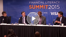 2015 Financial Literacy Summit Panel Explores How Mobile Technologies Can Promote Millennials' Financial Literacy